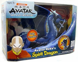 Avatar the Last Airbender Avatar Roku's Spirit Dragon