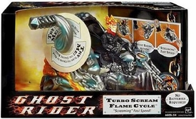 Ghost Rider Movie Hasbro Turbo Scream Flame Cycle Rev-N-Roar Engine