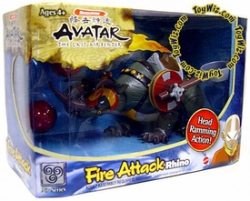 Avatar the Last Airbender Vehicle Fire Nation Attack Rhino