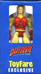 ToyFare Exclusive Action Figure Daredevil