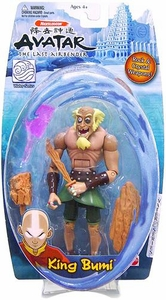 Avatar the Last Airbender Basic Water Series Action Figure King Bumi