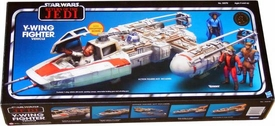 Kenner Star Wars Return Of The Jedi Exclusive Vehicle Y-Wing Fighter