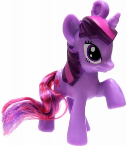 My Little Pony Friendship is Magic 3 Inch Happy Meal Clip-On Toy Twilight Sparkle