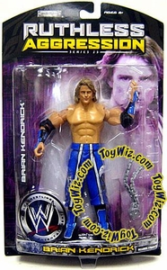 WWE Wrestling Ruthless Aggression Series 25 Action Figure Brian Kendrick