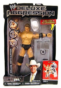 WWE Wrestling DELUXE Aggression Series 16 Action Figure JBL