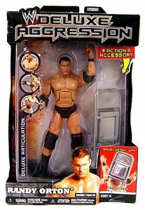 WWE Wrestling DELUXE Aggression Series 16 Action Figure Randy Orton