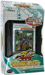 YuGiOh 5D's 2010 Starter Deck Duelist Toolbox ENGLISH Deck