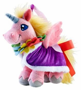 Neopets Collector Limited Edition Exclusive Plush with Keyquest Code Royal Girl Uni