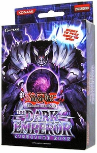 YuGiOh GX Dark Emperor Unlimited Structure Deck