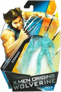 X-Men Origins Wolverine Comic Series 3 3/4 Inch Action Figure Iceman