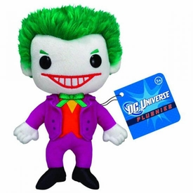 Funko DC 5 Inch Plush Figure Joker