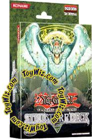 YuGiOh Lord of the Storm 1st EDITION Structure Deck [Includes Icarus Attack]
