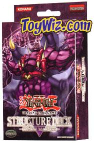 YuGiOh Zombie Madness Unlimited Structure Deck