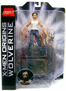 Marvel Select Action Figure Wolverine [X-Men Origins]