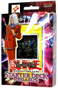 YuGiOh Pegasus Unlimited Edition Starter Deck