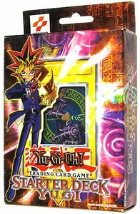 YuGiOh Yugi Card Game Starter Deck