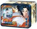 Naruto Shippuden Card Game Unbound Power Collector Tin Set Sasuke Uchiha
