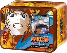 Naruto Shippuden Card Game Guardian of the Village Collector Tin Set Naruto