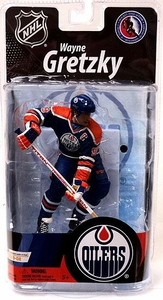 McFarlane Toys NHL Sports Picks Series 27 Action Figure Wayne Gretzky (Edmonton Oilers)