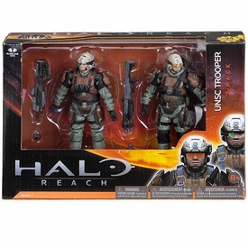 Halo Reach McFarlane Toys Series 1 Action Figure 2-Pack UNSC Troopers