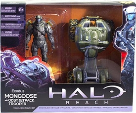 Halo Reach McFarlane Toys Deluxe Vehicle Box Set