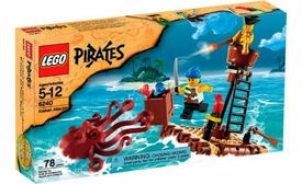 LEGO Pirates Set #6240 Kraken Attackin'