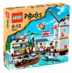 LEGO Pirates Set #6242 Soldiers Fort