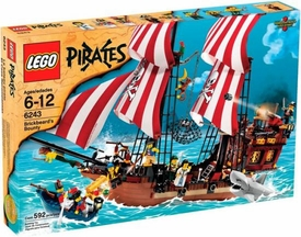 LEGO Pirates Set #6243 Brickbeard's Bounty
