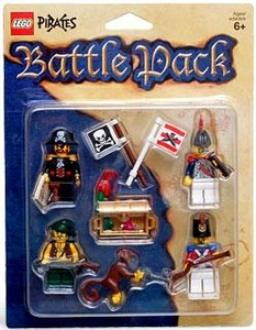 LEGO Pirates Set #852747 Battle Pack