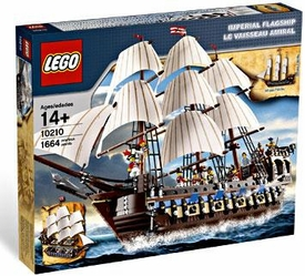 LEGO Pirates Exclusive Set #10210 Imperial Flagship