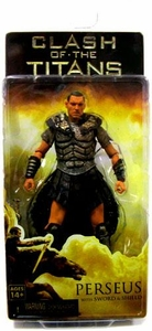 NECA Clash of the Titans 2010 Movie 7 Inch Action Figure Perseus [Clean Version]