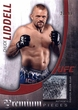 UFC  Topps Ultimate Fighting Championship 2010 Knockout Series Autograph, Relic & Chase Single Cards