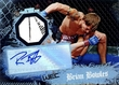 UFC  Topps Ultimate Fighting Championship 2010 Main Event Series Autograph, Relic & Chase Single Cards
