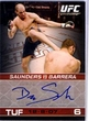 UFC  Topps Ultimate Fighting Championship 2009 Round 1 Series Autograph, Relic & Chase Single Cards