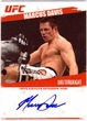 UFC  Topps Ultimate Fighting Championship 2009 Round 2 Series Autograph, Relic & Chase Single Cards