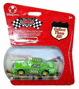 Disney Pixar Cars Exclusive 1:48 Die Cast Car Chick Hicks [Green]