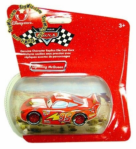 Disney Pixar Cars Exclusive 1:48 Die Cast Car Lightning McQueen