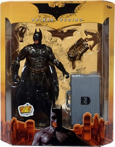 Batman Begins 2005 Wizard World Chicago Exclusive Action Figure Batman Masked