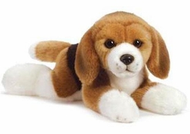 Webkinz Signature Deluxe Plush Figure Lying Beagle