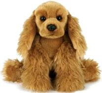 Webkinz Signature Deluxe Plush Figure Cocker Spaniel
