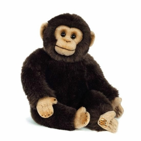 Webkinz Signature Deluxe Plush Figure Small Chimpanzee