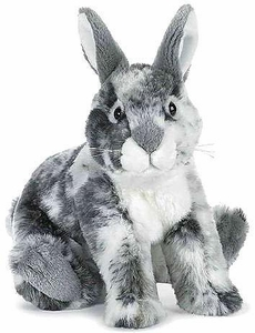 Webkinz Signature Deluxe Plush Figure English Spot Bunny