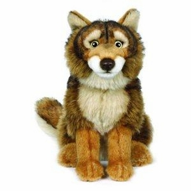 Webkinz Signature Deluxe Plush Figure Red Wolf