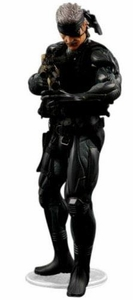 Metal Gear Solid 4 Medicom Real Action Heroes 12 Inch Collectible Figure Solid Snake