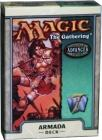 Magic the Gathering Seventh 7th Edition Theme Deck Armada