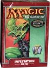 Magic the Gathering Seventh 7th Edition Theme Deck Infestation