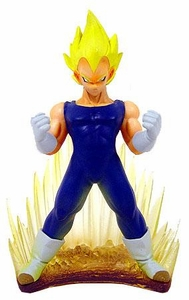 Dragon Ball Z BanPresto 5 Inch Mini PVC Statue Super Saiyan Vegeta