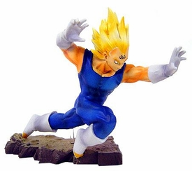 Dragon Ball Z BanPresto 5 Inch Mini PVC Statue Super Saiyan Majin Vegeta