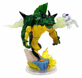 Dragonball Z Imagination Figure 7 Mini PVC Scenes Porunga & Frieza