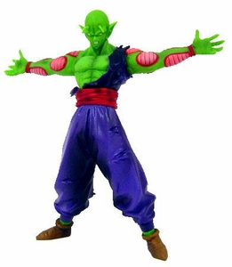 Dragon Ball Z BanPresto 5 Inch Mini PVC Statue Battle Damaged Piccolo